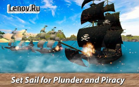 The Caribbean Pirate: Sail of Fortune v 1.01 (Mod Money)