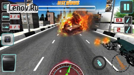 Bike Attack Crazy Moto Racing v 2.2.1 (Mod Money)