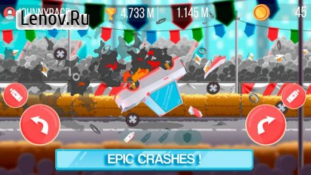 Drag 'n' Jump - Online leaderboards v 1.1 (Mod Money/Ads-free)