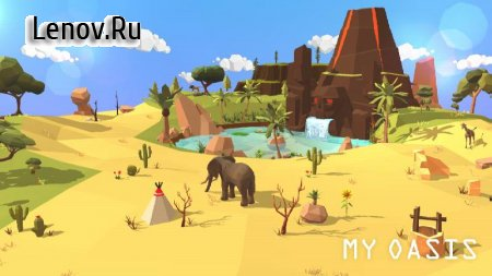 My Oasis - Tap Sky Island v 1.266 (Mod Money)