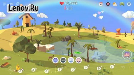 My Oasis - Tap Sky Island v 1.269 (Mod Money)