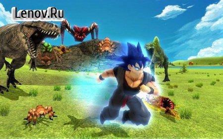 Super Goku Fighting Hero Saiyan Legend 2018 v 1.1 (Unlimited Money/Unlocked All Level)