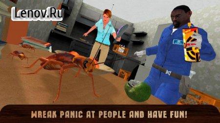 Cockroach Simulator 2 v 1.2.0 (Mod Money)