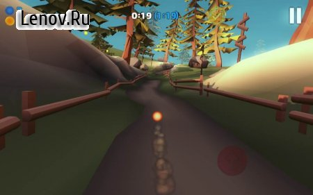 Slope Down: First Trip v 2.29.27 (Mod Money)