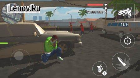The Grand Wars: San Andreas v 1.15 (Mod Money)