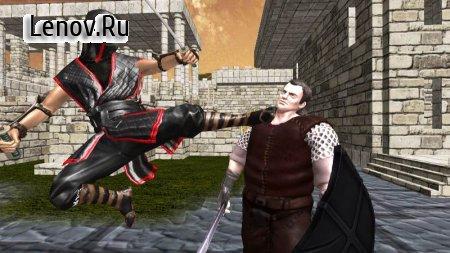 Ninja Warrior Shadow Survival Fight Assassin Hero v 1.5 Мод (Unlock Level)
