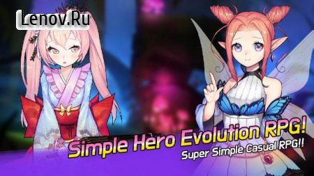 Hero Evolution v 9.4 Мод (Unlimited Money)