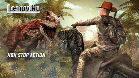 Dinosaur Fighting Hero Survival v 1.2 Мод (Unlocked)