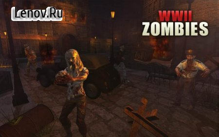 WWII Zombies Survival v 1.1.1 (Mod Money)
