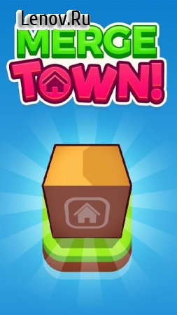 Merge Town! v 3.8.1 (Mod Money)