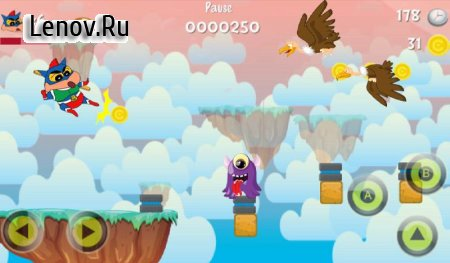 Shin Hero Adventures v 1.0 (Mod Money)