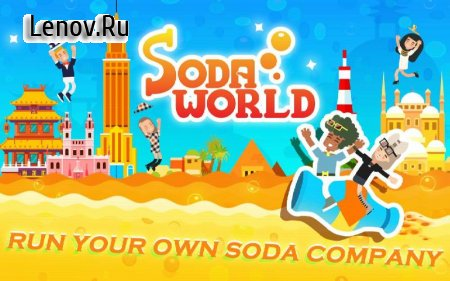 Soda World - Your Soda Inc v 10.8.6 (Mod Money)