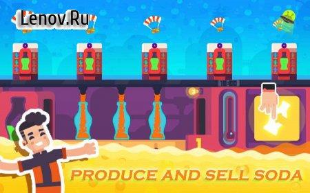Soda World - Your Soda Inc v 9.7.2 (Mod Money)