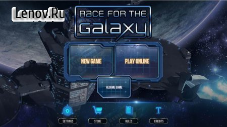 Race for the Galaxy v 1.0.1527 Мод (All DLC Unlocked)