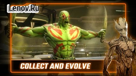 MARVEL Strike Force v 2.0.1 Mod (Infinite Energy)