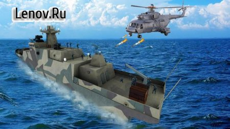 Helicopter Gunship Strike War v 1.1 Мод (Unlocked)