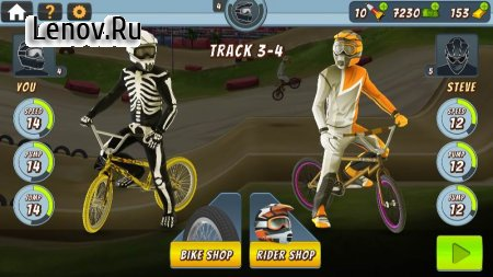 Mad Skills BMX 2 v 2.0.6 Мод (A Lot Of Rockets/Money/Golds)
