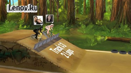 Mad Skills BMX 2 v 2.0.7 Мод (A Lot Of Rockets/Money/Golds)