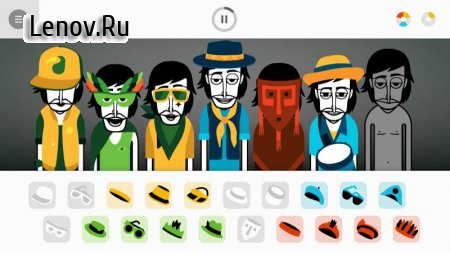 Incredibox v 0.3.6 Мод (Infinite Money)