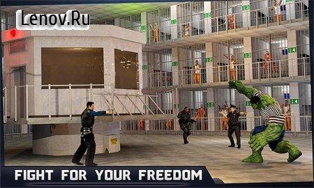 Incredible Monster Hero: Super Prison Action Games v 4.3 (Mod Money)