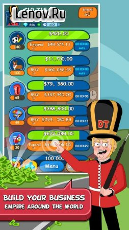 The Big Capitalist v 1.4.4 (Mod Money)