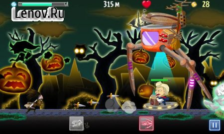 Running Dead: World of Zombie v 1.2 (Mod Money)