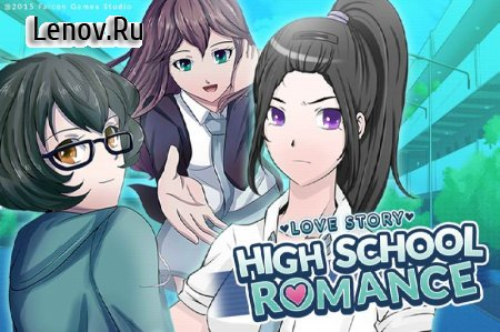 LoveStory : Highschool Romance v 1.0.6 (Mod Money)