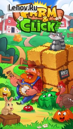 Farm and Click: Simple Farming Clicker v 1.0.5 b13 (Mod Money)