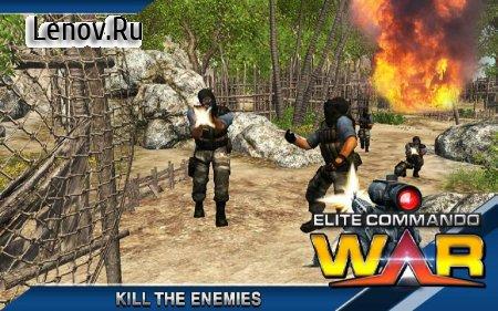 Elite Commando War v 2.0 (Mod Money)