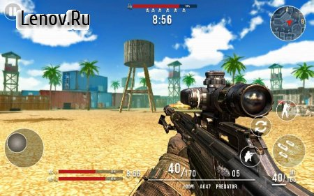 Rules of Sniper v 1.1.1 Мод (Free Shopping)