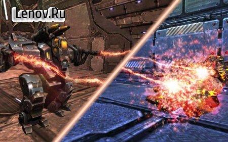 Robot Transformation City War v 1.0 (Mod Money)