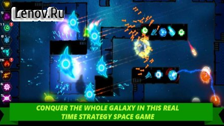 Strategy - Galaxy glow defense v 1.1.5 (Mod Money)