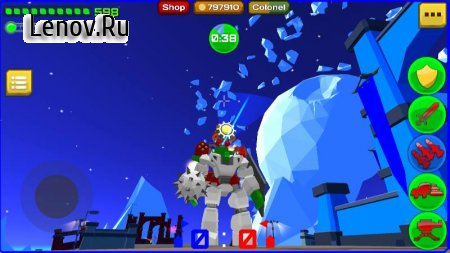 Armored Squad: Mechs vs Robots Online Action v 1.7.6 Мод (Unlimited Coins)