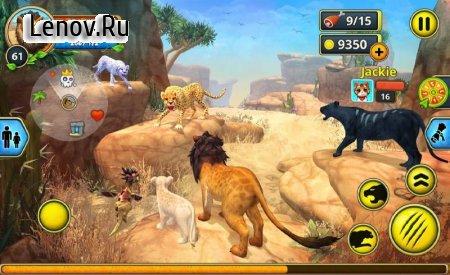 Lion Family Sim Online v 3.1 (Mod Money)