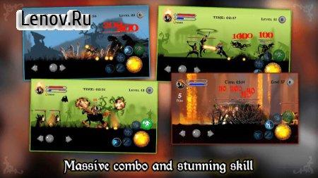 Chaos Knight - RPG Shadow Battle, Stickman Warrior v 1.0.3 (Mod Money)