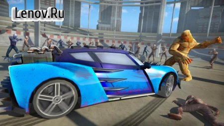 Zombie Smash : Road Kill v 1.7 (Mod Money)