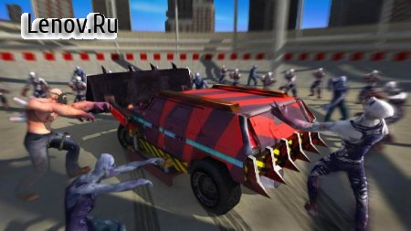Zombie Smash : Road Kill v 2.2 (Mod Money)