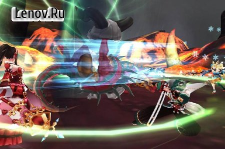 DawnBreak: The Flaming Emperor v 1.0.59468 (God Mode/damage x10)