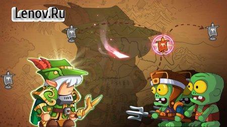 Скачать взломанную игру The Vikings Kingdom v 1.3.2 (Mod Gold/Gem)
