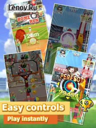 Скачать взломанную игру Pocket Sports v 1.2.3 Мод (All Scores/Gold/Exp Rewards x10)