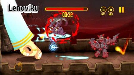 Скачать взломанную Doom's Gate v 1.0 (Mod Money)