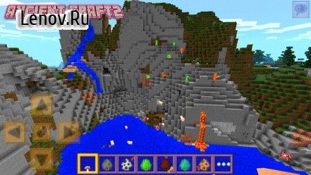 Скачать взломанную Ancient Craft2: Exploration v 5.5.7