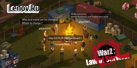 WarZ: Law of Survival v 2.1.3 Мод (много денег)