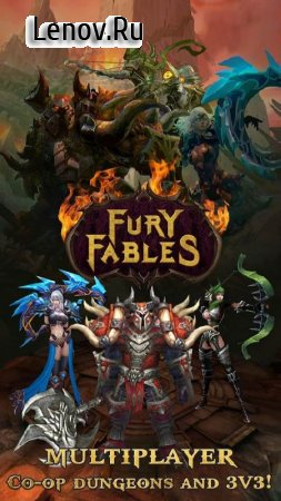 Fury Fables v 1.11.1 Мод (ONE HIT/Critical)