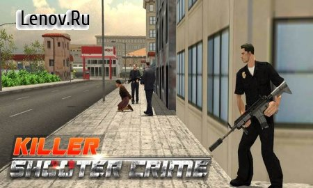 Killer Shooter Crime v 1.5.4 (Mod Money)