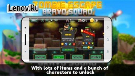 Zombie Escape Bravo Squad v 1.0 (Mod Money)