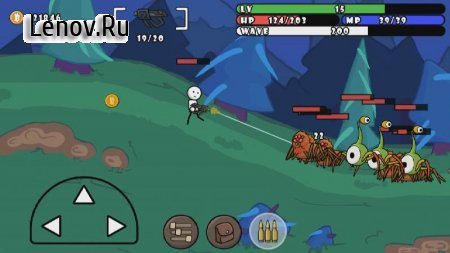 One Gun: Stickman v 1.65 Мод (Unlimited Gold)
