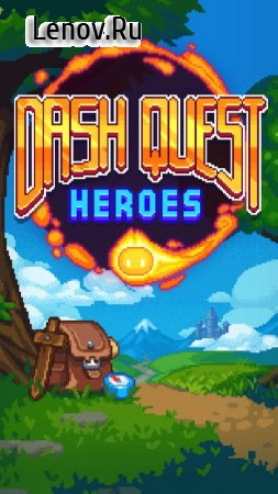 Dash Quest Heroes v 1.5.22 Mod (God Mode/High Exp Gain & More)