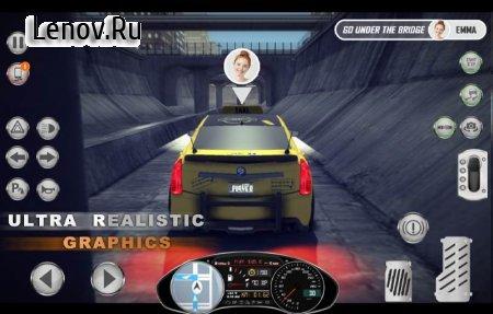 Amazing Taxi Sim 2017 V3 v 3.9 (Mod Money)