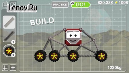 Rover Builder GO v 1.17 (Mod Money)